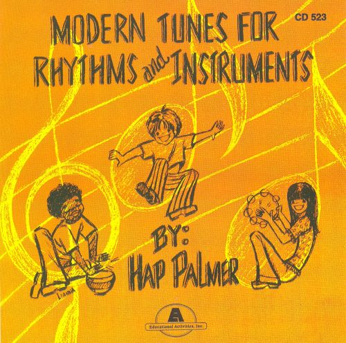 Modern Tunes for Rhythms and Instruments
