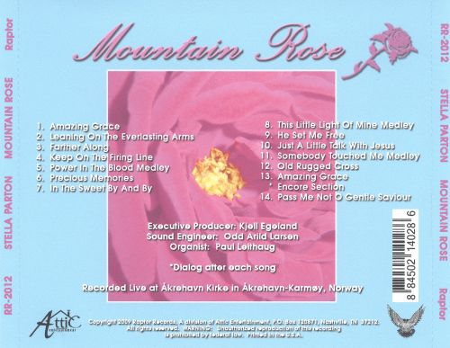 Mountain Rose: Live In Norway
