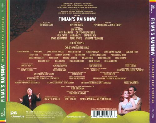 Finian's Rainbow [2009 Broadway Revival Cast]
