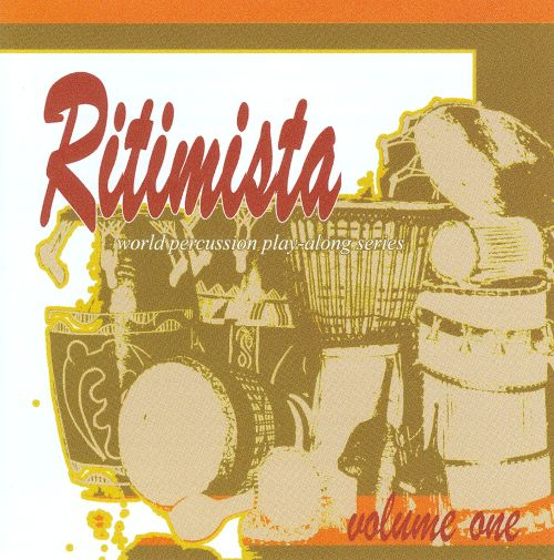 Ritimista: World Percussion Play-Along Series, Vol. 1