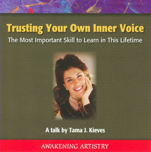Trusting Your Own Inner Voice