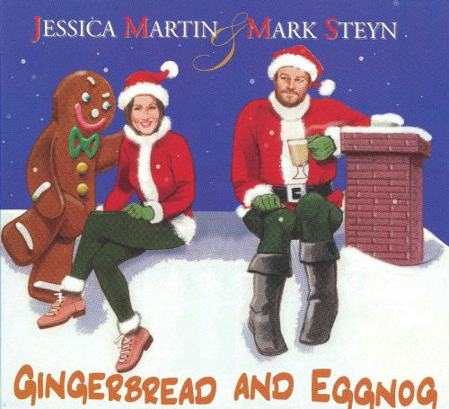 Gingerbread and Eggnog