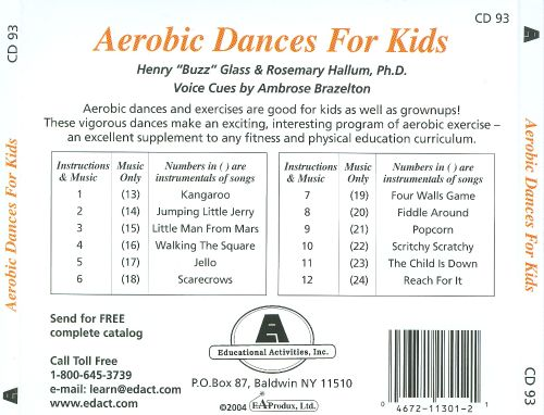 Aerobic Dances for Kids