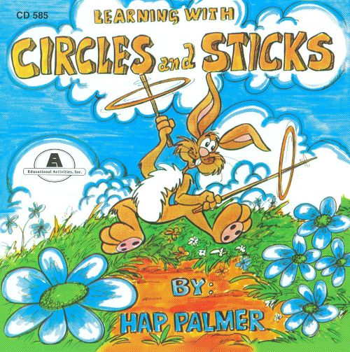 Learning With Circles and Sticks