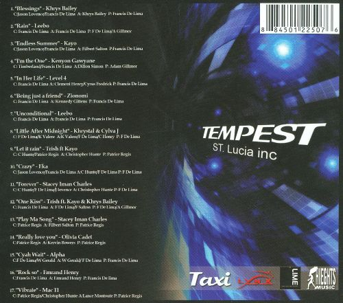 The Best Of Tempest, Vol. 1