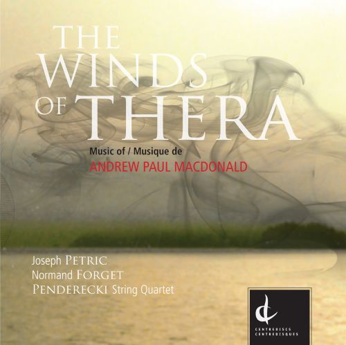 Andrew Paul MacDonald: The Winds Of Thera