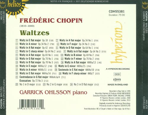 Chopin: The Complete Waltzes
