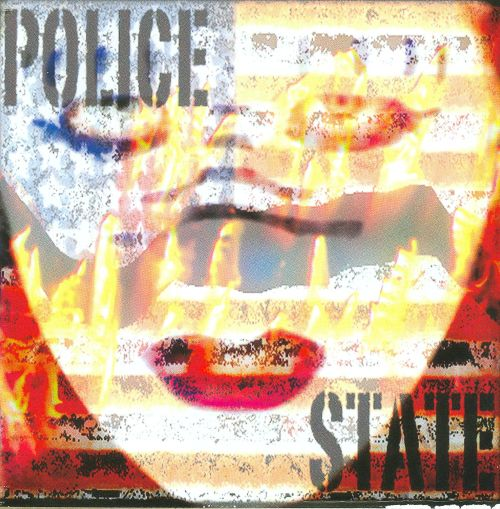 The United Police States of America