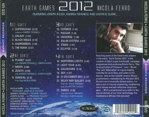 Earth Games: 2012