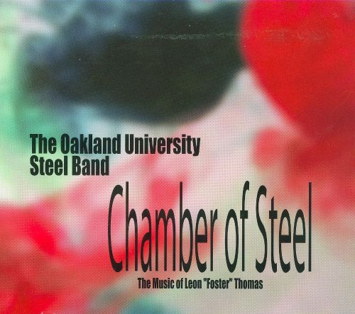 Chamber of Steel: The Music of Leon