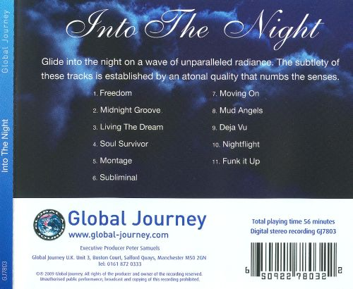Ambience: Into The Night