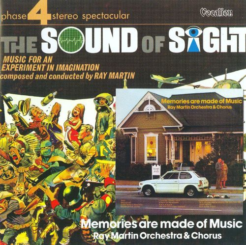 The Sound of Sight/Memories Are Made of Music