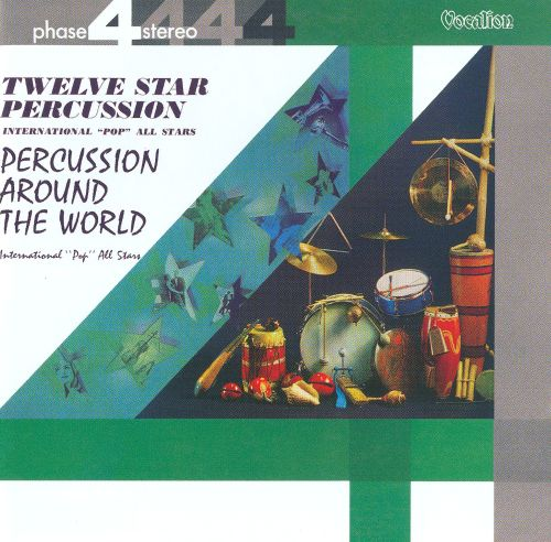 Percussion Around the World/Twelve Star Percussion