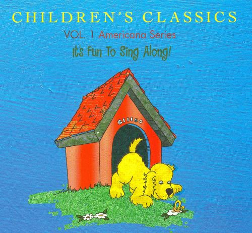 Children's Classics, Vol. 1 Americana Series: