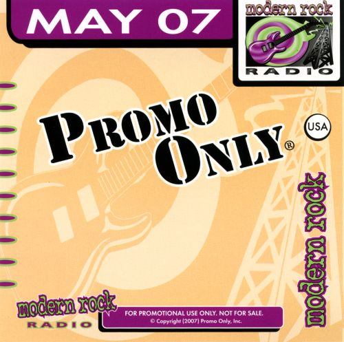 Promo Only: Modern Rock Radio (May 2007)