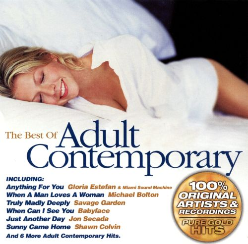 The  Best of Adult Contemporary