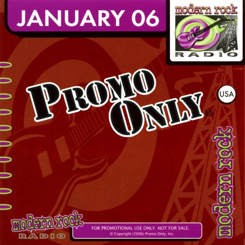 Promo Only: Modern Rock Radio (January 2006)