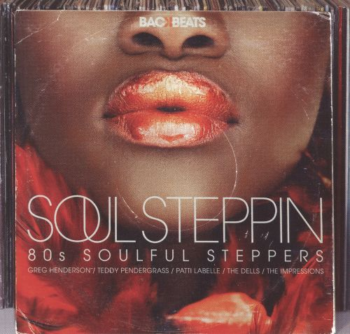 Soul Steppin': '80s Soulful Steppers