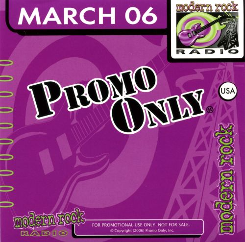 Promo Only: Modern Rock Radio (March 2006)