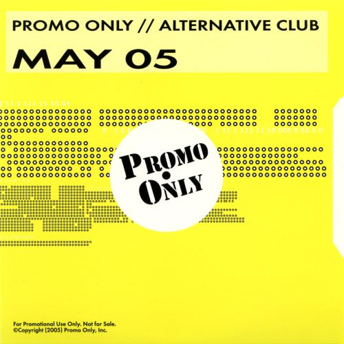 Promo Only: Alternative Club (May 2005)