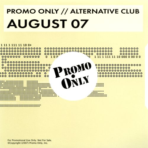 Promo Only: Alternative Club (August 2007)