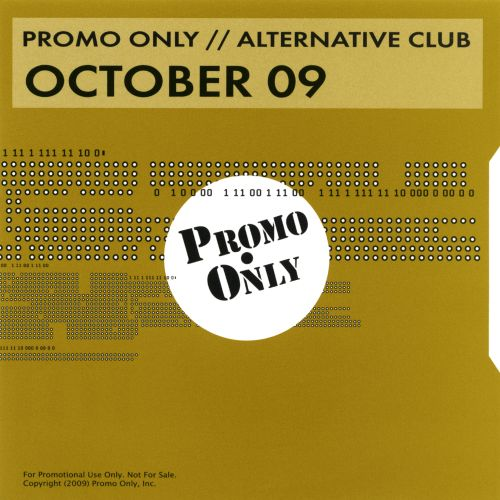 Promo Only: Alternative Club (October 2009)