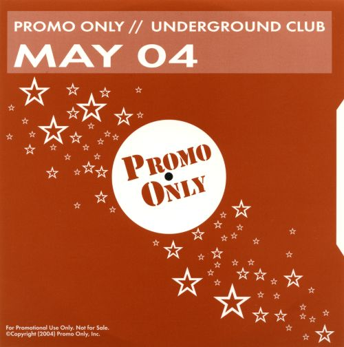 Promo Only: Underground Club (May 2004)