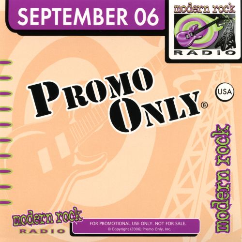Promo Only: Modern Rock Radio (September 2006)