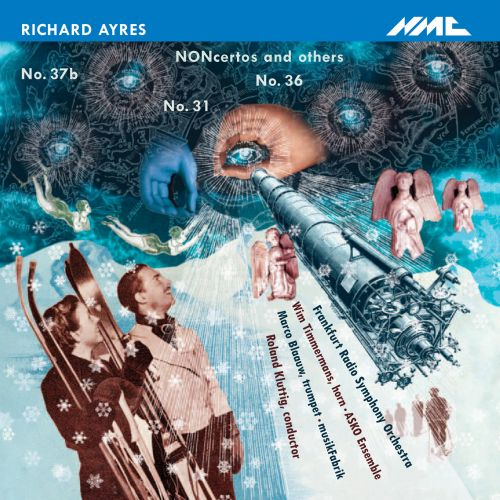 Richard Ayres: NONcertos and others
