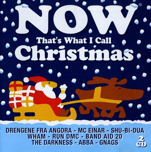 Now That's What I Call Christmas [Now Denmark] - Various Artists ...