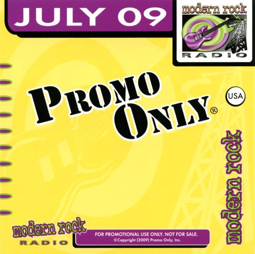 Promo Only: Modern Rock Radio (July 2009)