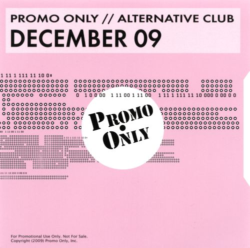 Promo Only: Alternative Club (December 2009)
