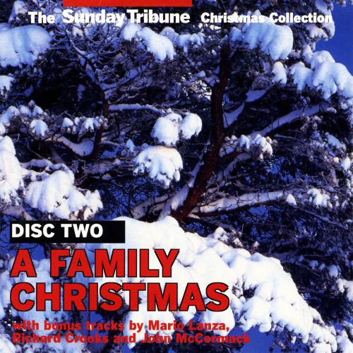 The  Sunday Tribune Christmas Collection: A Family Christmas
