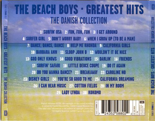Greatest Hits: The Danish Collection