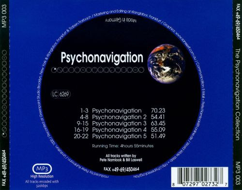The Psychonavigation Collection