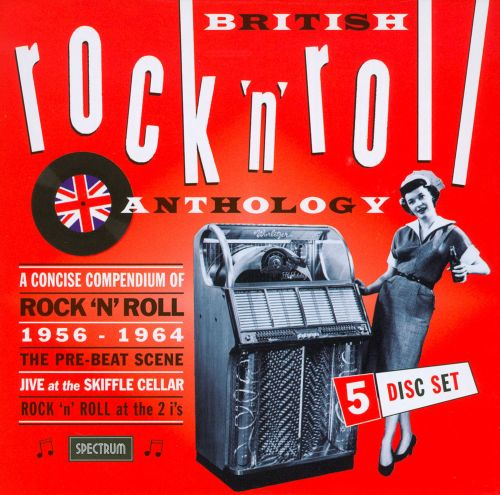 British Rock 'n' Roll Anthology