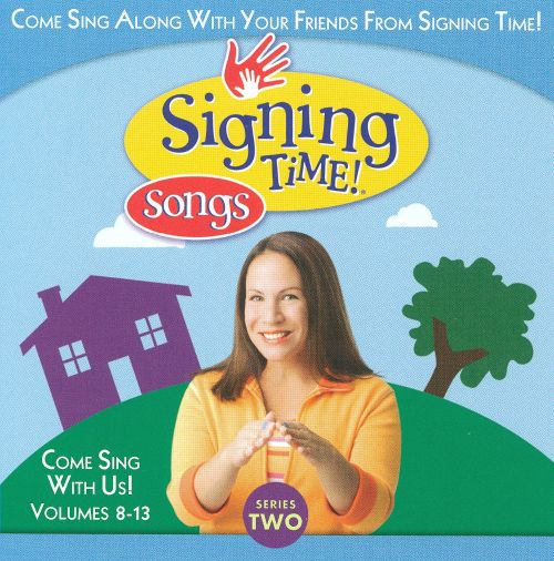 Baby Signing Time Songs Series Two, Vol. 8-13