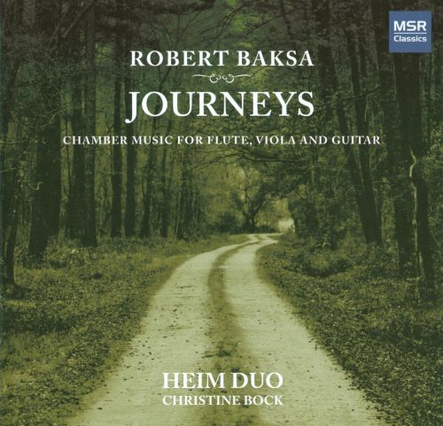 Robert Baksa: Journeys