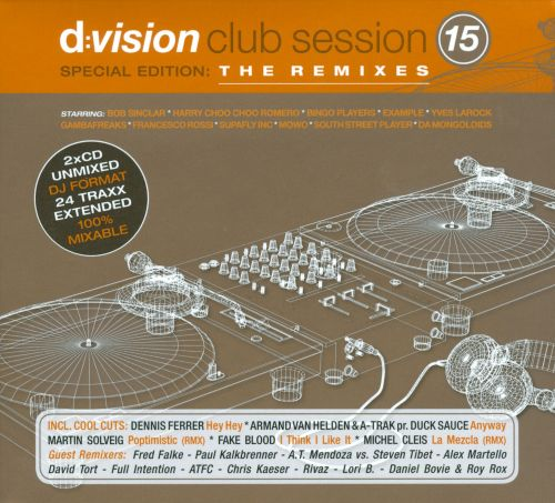 D:Vision Club Session, Vol. 15