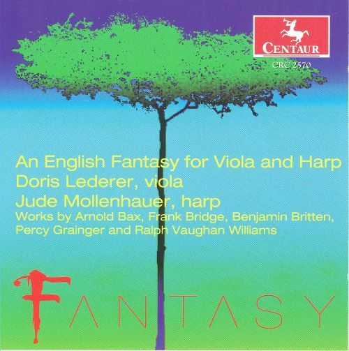 An English Fantasy for Viola & Harp