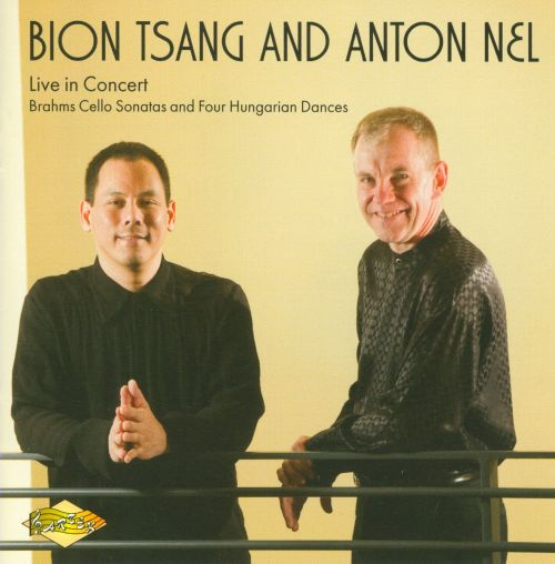 Bion Tsang and Anton Nel Live in Concert