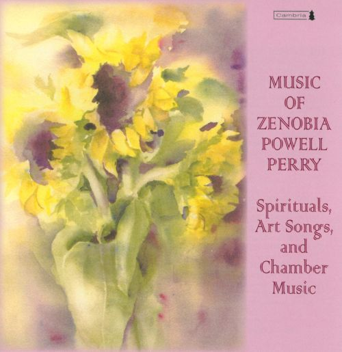 Music of Zenobia Powell Perry