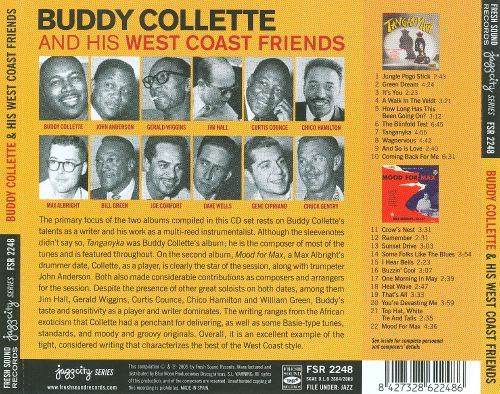 Buddy Collette and His West Coast Friends
