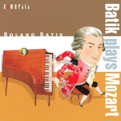 Batik Plays Mozart