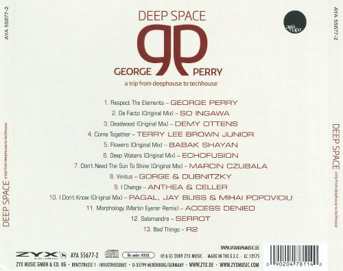 Deep Space: A Trip From Deephouse To Techhouse