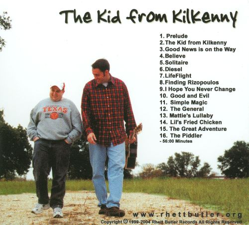 The Kid From Kilkenny