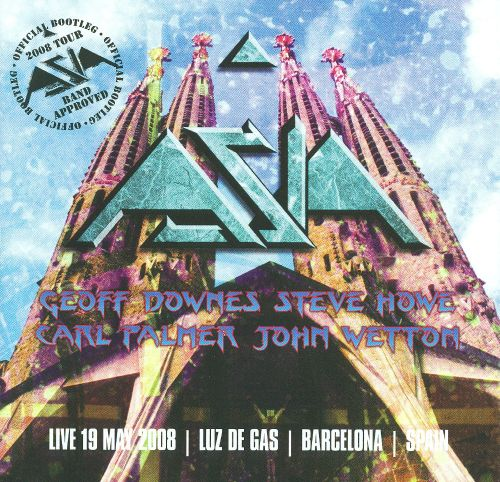 Live in Barcelona: 19th May 2008