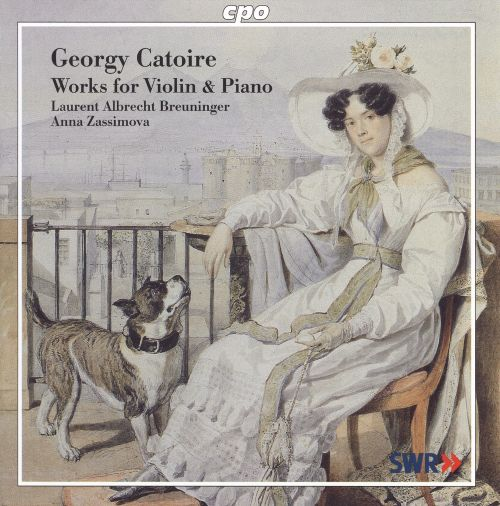 Georgy Catoire: Works for Violin & Piano