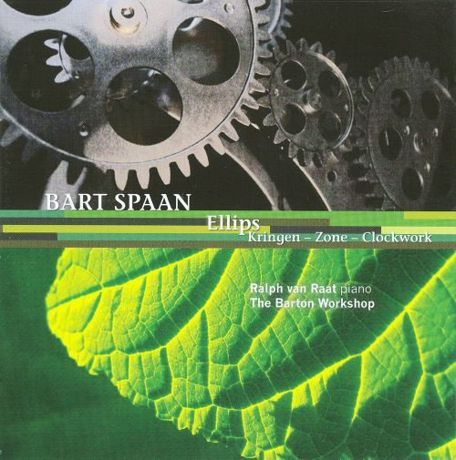 Bart Spaan: Ellips