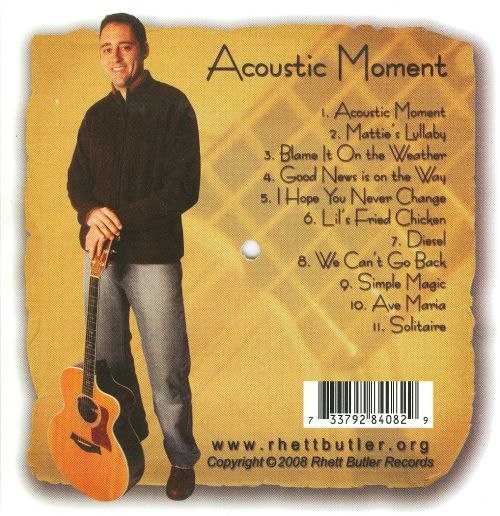 Acoustic Moment